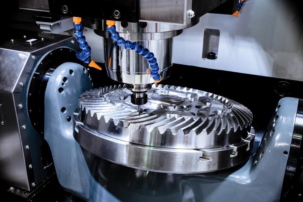 turn mill machining