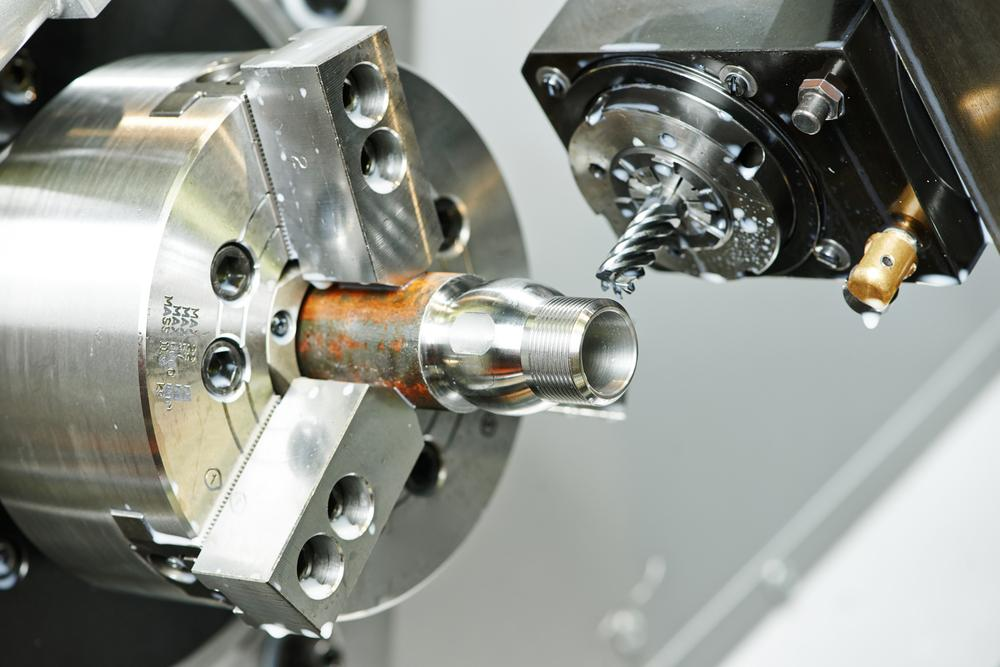 CNC Mill Turn Machining Centers Contribute to the Greatest Productivity