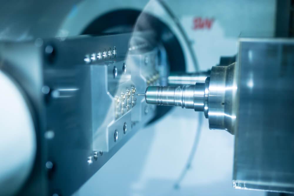 5 Axis CNC Mills