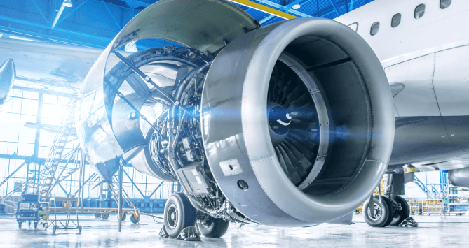 The aerospace component and precision aircraft components market