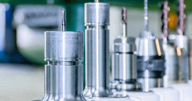 CNC Tool Holder Types