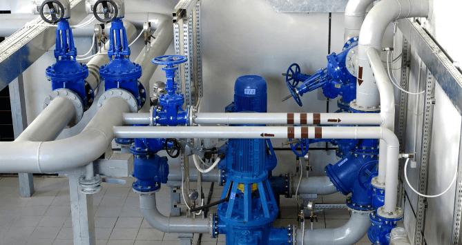 Electronic Water Pump