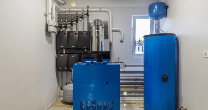 Domestic Hot Water Recirculation Pump