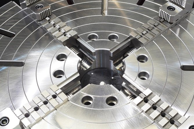 Powered Rotary Table