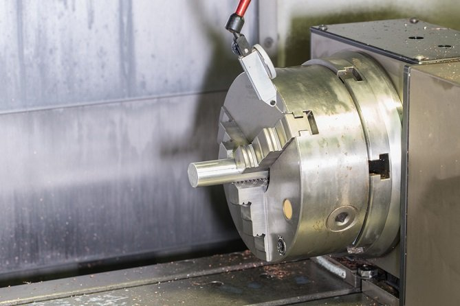 Automatic Rotary Table