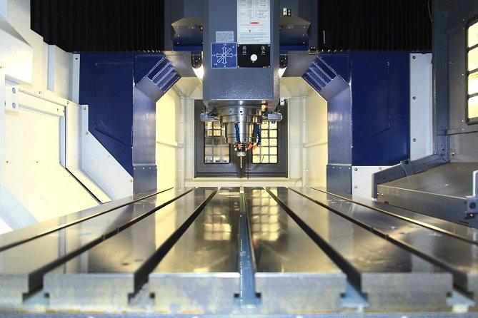 Bridge Milling Machine