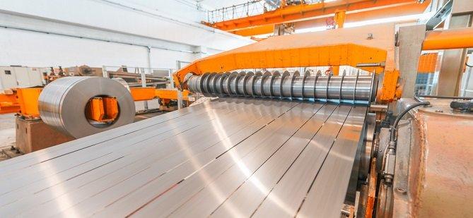 Steel Strip Slitting Line