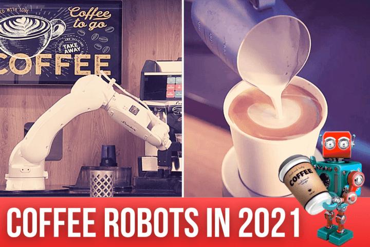 Coffee Robots 2021