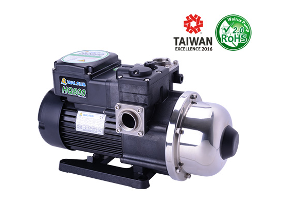 Domestic Water Pumps Types